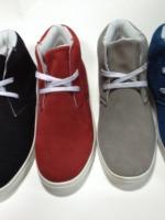 2014反绒皮中帮鞋